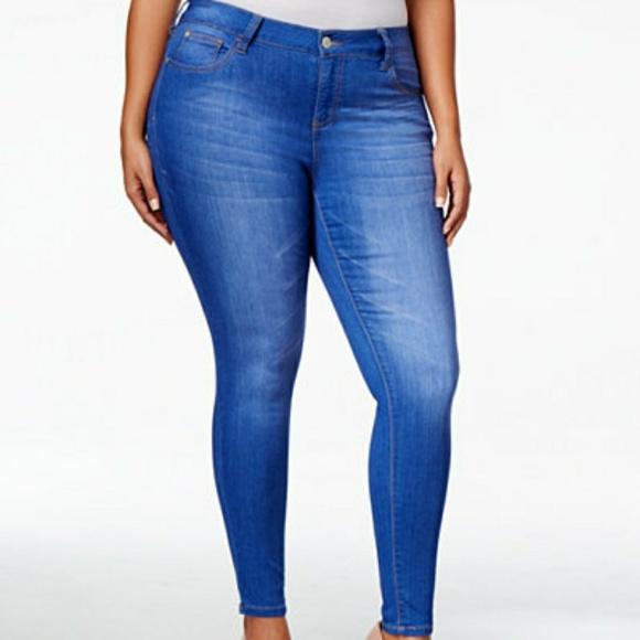 6da3e0936be2a Celebrity Pink Denim - Celebrity Pink Plus Size infinite stretch jeans W